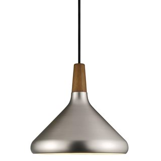 Float Brushed Steel Pendant (27)