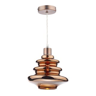 Zephyr Copper Easy Fit Pendant