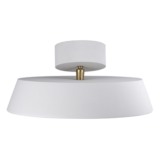 Alba White Ceiling Light