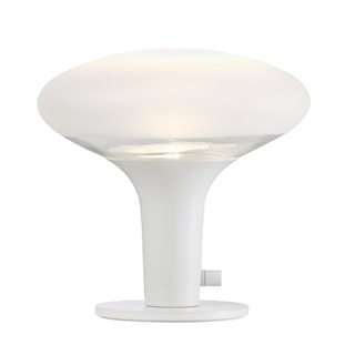 Dee 2.0 White Table Lamp