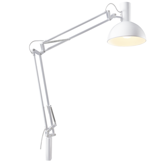 Arki White Table Lamp