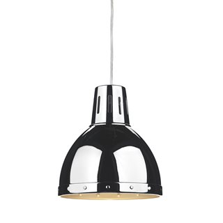 Osaka Polished Chrome Finish Small Easy Fit Ceiling Pendant