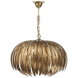 Atticus Gold 5 Light Pendant