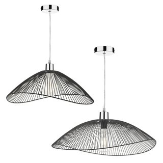 Onza Easy Fit Black Pendant (Twin Pack)