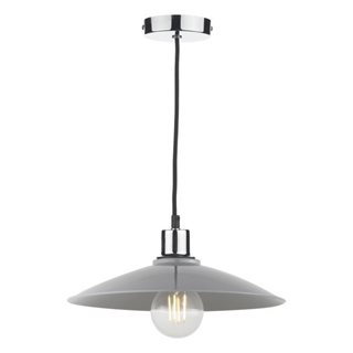 Yifat Easy Fit Grey Pendant