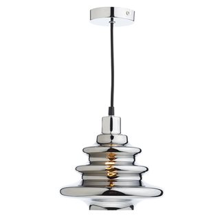 Zephyr Polished Chrome Easy Fit Pendant